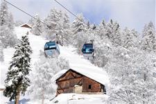 Hotel Pejo - 6denní lyžařský balíček s denním přejezdem a skipasem v ceně