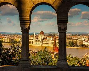 Romantická Budapešť 2019