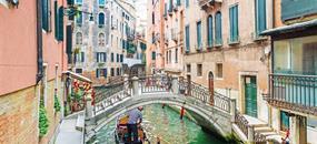 Valentýn v Benátkách a ve Veroně