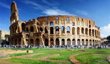 Valentýn v kouzelném Římě s Florencií