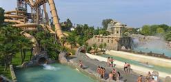 Rodinný výlet do vodního parku Aqualandia