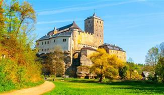 Muzeum Škoda Mladá Boleslav, Vesec u Sobotky, hrad Kost a Pivovar Dětenice/Český ráj západ