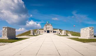 Slovinsko a Itálie - po stopách velkých bitev 1. světové války