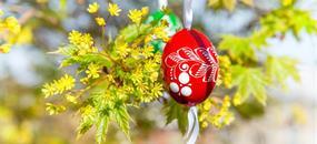 Velikonoce v největší skanzenu v Maďarsku - Szentendre
