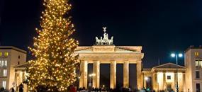 Vánoční čas v kouzelném Berlíně
