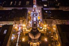 Adventní trhy v Bratislavě