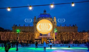 Vyhlášené vánoční trhy v Záhřebu