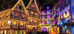 Nejkouzelnější vánoční trhy Francie - advent ve Štrasburku