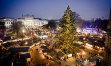Adventní Vídeň a nejkrásnější vánoční trhy