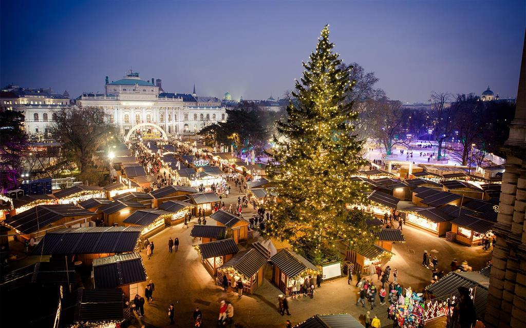 vánoční trhy jihlava 2019