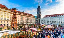 Adventní trhy v Drážďanech