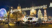 Adventní trhy v Erfurtu