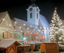 Adventní trhy v rakouském Štýru