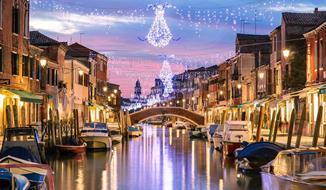 Advent v Benátkách