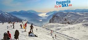 Hotely Paganella - různé hotely - 5denní lyžařský balíček