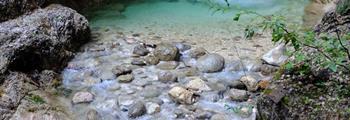 Solné doly v Berchtesgadenu a soutěska Almbachklamm
