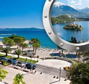 Zkrácená dovolená v Crikvenici a jezero Bled