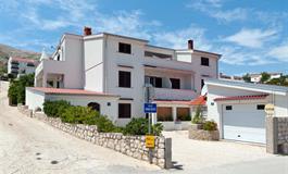 Apartmánový dům Jadran (dříve apartmány Lidija)