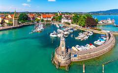 Bodamské jezero – ostrov Mainau, Kostnice a kůlové stavby UNESCO