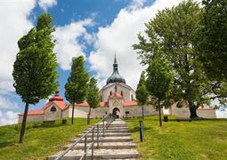 Skanzen na Veselém Kopci, UNESCO na Zelené hoře a přehrada Seč z Prahy