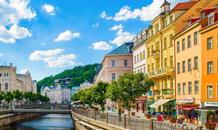 Karlovy Vary, Loket a Bečov nad Teplou