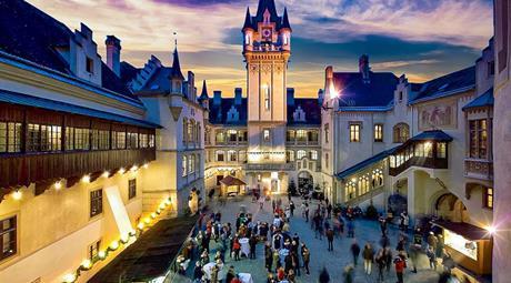 Advent na Dunaji v údolí Wachau