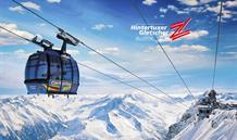 Jednodenní lyžování na Hintertuxu