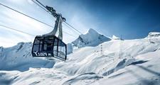 Jednodenní lyžování na Kaprunu