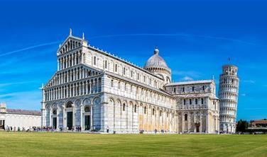Cinque Terre, Pisa, Lucca a Florencie 2021