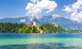 Přírodní krásy Slovinska 2021