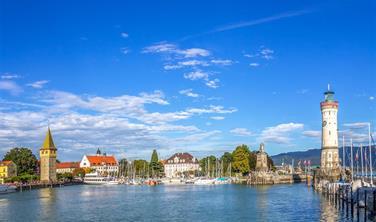 Bodamské jezero – ostrov Mainau, Kostnice a kůlové stavby UNESCO 2021