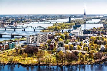 Hlavní města Pobaltí a Helsinky 2021