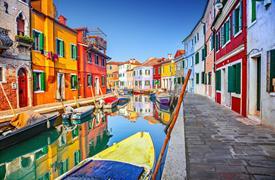 Benátské ostrovy 2021