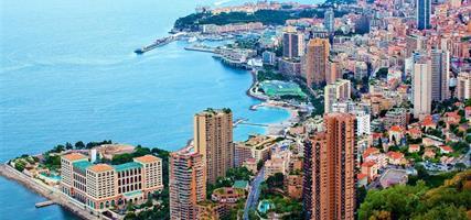 Monako, Monte Carlo a Nice 2021