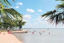 Koupání a zábava u Neziderského jezera 2021
