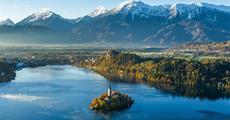 Jednodenní výlet k jezeru Bled