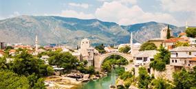 Bosna a Hercegovina a Makarská riviéra