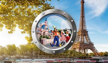 Za zábavou do Paříže a Disneylandu 2021