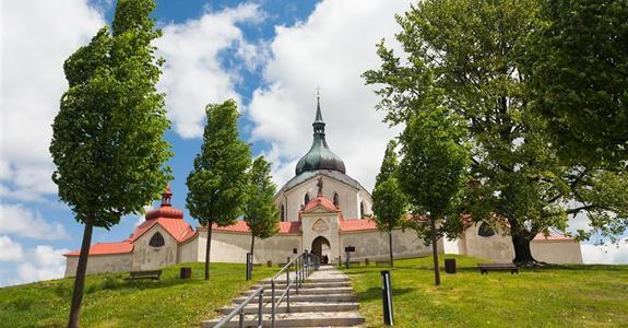 Skanzen na Veselém Kopci, UNESCO na Zelené hoře a přehrada Seč