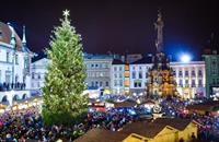 Adventní Olomouc a zimní Bouzov
