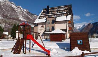 Hotel Mangart - zimní zájezd