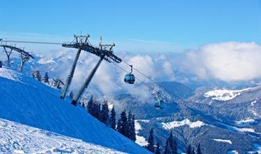 Jednodenní lyžování v rakouském Ski Welt