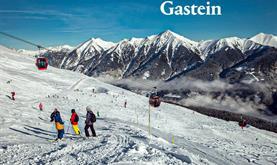 Jednodenní lyžování v Bad Gastein