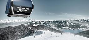 Jednodenní lyžování v Zell am See