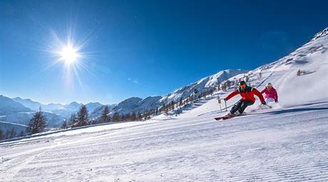 Jednodenní lyžování ve Flachau