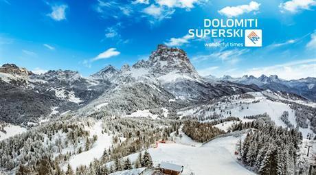 Hotel Savoia - 5denní lyžařský balíček se skipasem a dopravou v ceně