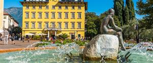 Grand Hotel Riva s polopenzí