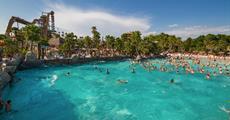 Rodinný výlet do vodního parku Aqualandia Caribe Bay
