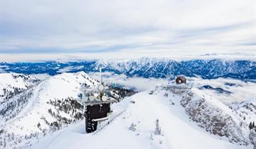 Jednodenní lyžování na Hochkaru