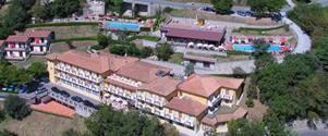 Hotel La Rotonda - snídaně